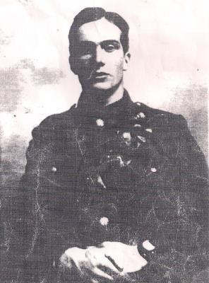 hugh caldwell, gunner 110th seige bty royal garrison artillery