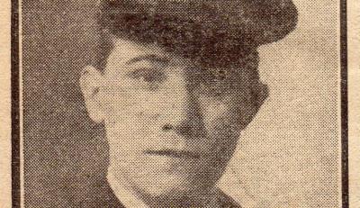 Walter Green, Royal Navy, Officer's Steward, Third Class