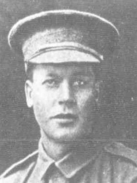 Albert Herman THIELE, : Service Number - 4282 :Rank: Private 10 Infantry Battalion - 13 to 23 Reinf