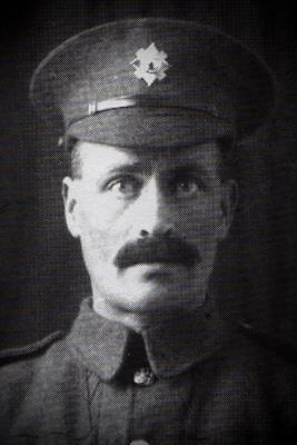John Gamble, 1st Bn. Scots Guards
