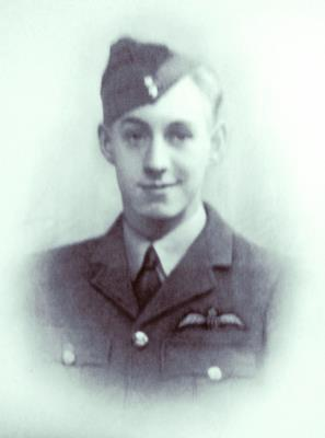 Ronald Bramhall, RAF pilot Sgt