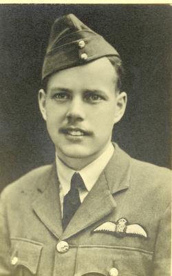 David Whittier Coysh, Pilot Officer Royal Air Force 234th Squadron WW II