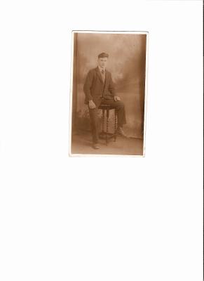 Thomas Woodall,  Service No 243608 Cheshire Regimen