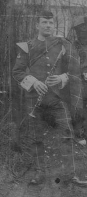 Leonard Thomas Phillips, 10129 2nd Bat. Highland Light Infantry