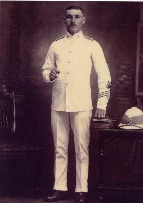charles william harber, Corporal Norfolk Regiment