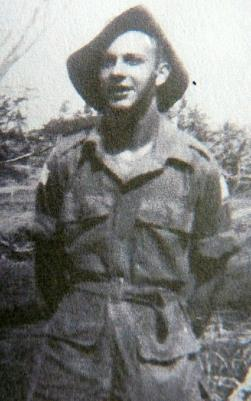 Clifford Chambers, Royal Sinals regiment
