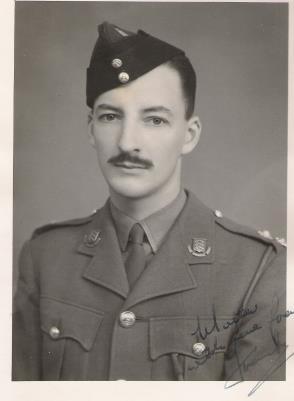 Frank Edmund Bartle, The Essex Regiment - Capt 149010