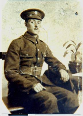 HENRY CHARLES NEALE, 22ND ROYAL FUSILIERS.