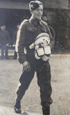 Harold Edward Furlonger, 1/5th Bn Queen's Royal Regiment Surrey. Private 6090292