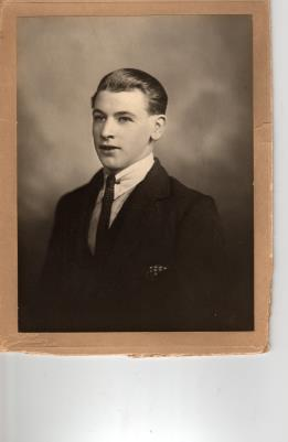 Frederick Norman Sherwin, Sapper 2120396 287 Field Coy.Royal Engineers.