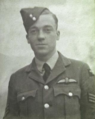 Dennis Vivien Chant, RAF Sergeant Pilot 1250594