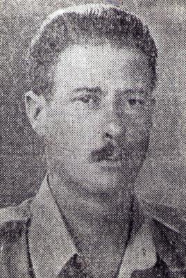 James McGeehan , Sherwood Rangers - Trooper