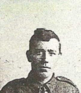 "John ""Jack""  Madden, Corporal, #S/4998, Killed in action on Sept. 26, 1915 in Loos France."