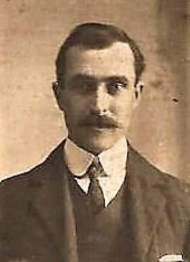 Bertie Walter Gorrod, Private 20799, 6th Battalion, King's Shropshire Light Infantry