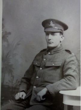 Edward Gough, Royal Artillary   Gunner