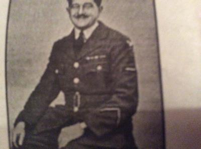 Charlie   (Dodie) Barter, RAF. Lac 1130448