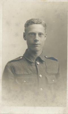 Frederick Arthur Godfrey  Steele, Able Seaman
