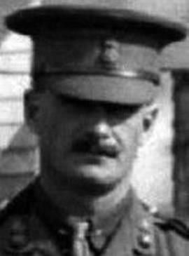 Roland Edmund Naylor, Lieutenant 1st Battalion Royal Welsh Fusiliers