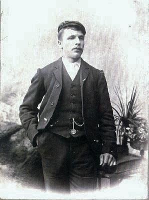 James Thomas Batty, RNR Marine Engineer [Steam Trawlers]