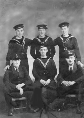 James Currie, Leading Signalman, Royal Navy 1939-1946