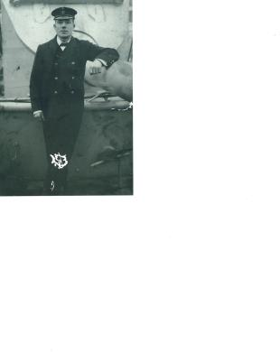Harry Giles, Royal Navy   Engine Room Artificer 2nd class    271830