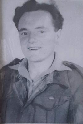 Alexander Martin Alderson, POW 1941-1945