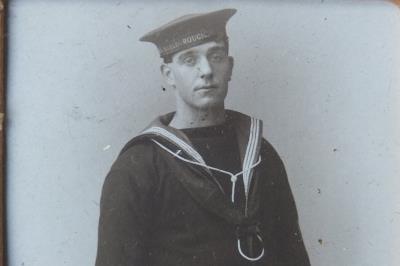 Indigo Rapley, UK Naval WW1 -J90208 1914 to 1920