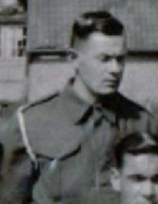 Ernest Ridgeway, Kings Own Yorkshire Light Infantry - Private 4687688