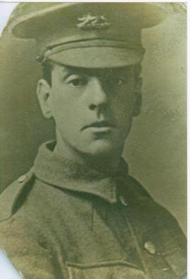Benjamin  Terry, 15523, 8th Battalion Kings Own Lancaster Regiment