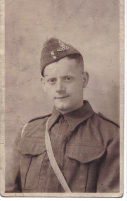 JACK  HOWDLE, Gunner