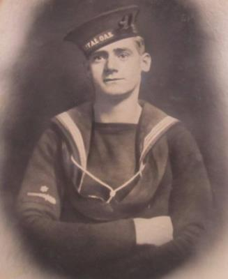 Rowland Brown, Royal Navy AB D/SSX 18954