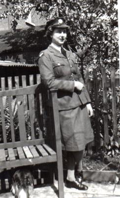 Margaret Mary Littleboy, Electrician RAF
