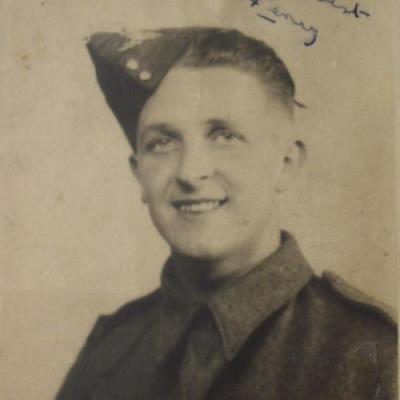 Henry Kennedy, Gunner, the Royal Artillery