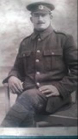 HENRY TULL, LANCE CORPORAL, ROYAL ENGINEERS