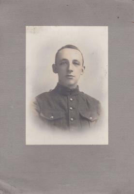Percy Douglas Thurlow Prior, Private 14664 - 8th Battalion Canadian Infantry (Manitoba Regiment)