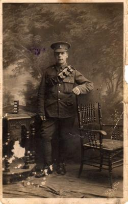 George William Robert Davis, Private, 9th Lancers