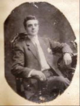 Robert Smith Anderson, Senior Stoker