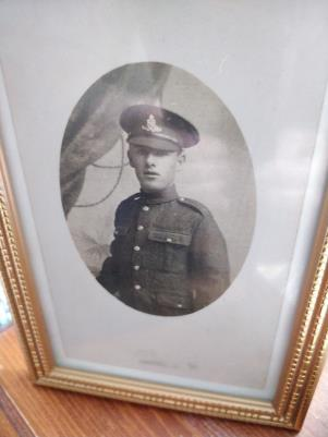 ? fairbrace, army ww1 driver