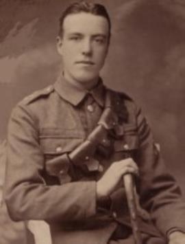 John Campbell, Private 2 Border Regiment KIA 16/5/15 Festubert France