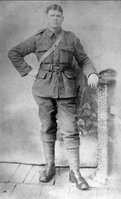 George H Moore , Private 8/9th Bn Royal Irish Rifles