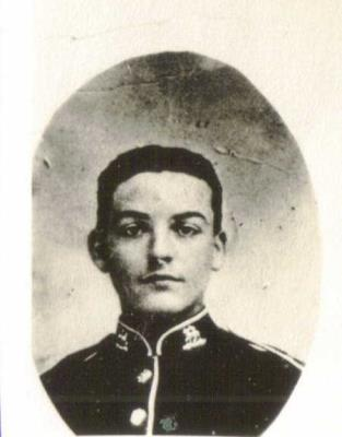Cecil Murphy, Corporal, 2nd Regiment of Foot, The Queen's Royal (West Surrey) Regiment