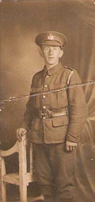 david John, 13th Battalion Gloucester regiment, Forest of Dean pioneers