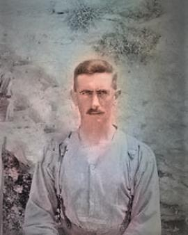 Hugh Sharpe, Private 5241; 6thBN; Royal Munster Fusiliers; WW1