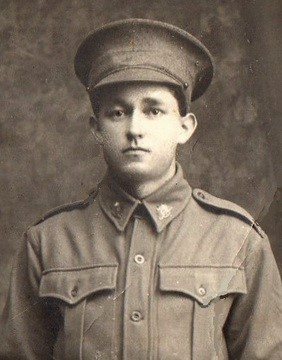 arnold samuel cope, 32nd Battalion,10th Reinforcement, Australian Imperial Force /Private  Number 4034