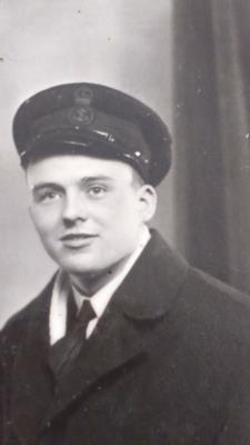 Donald Thompson, Navy