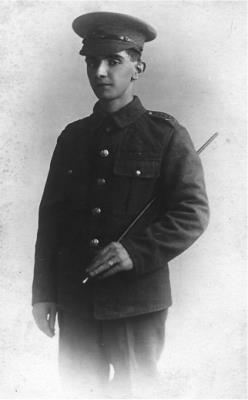 Ernest George, Rifleman Kings Liverpool Regiment