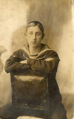 James Barratt, Stoker - 1st Class, HMS Cressy