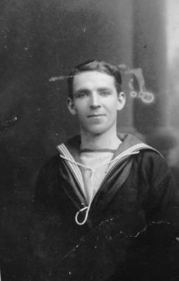 John O'Donnell, Navy- records unable to be traced