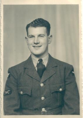 James Eric Brand, Leading Aircraftman 1409664 Royal Airforce Volunteer Reserve. Died in Burma 10/2/1945 age 23.