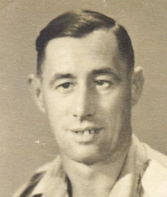 John  Shrigley, Lance Corporal Army Number 14526065 R.A.M.C.